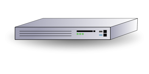 router network wan