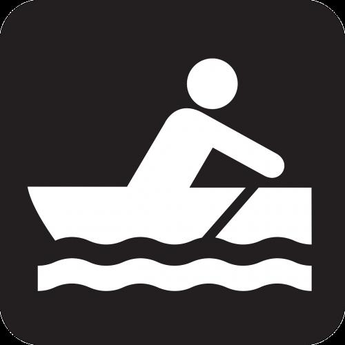 rowboat skiff rowing
