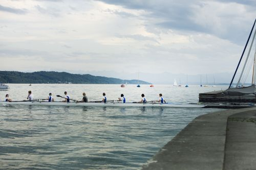rower roller coaster rowing eighth
