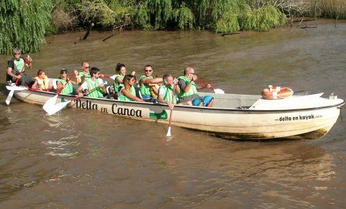 rowing canoe kayak