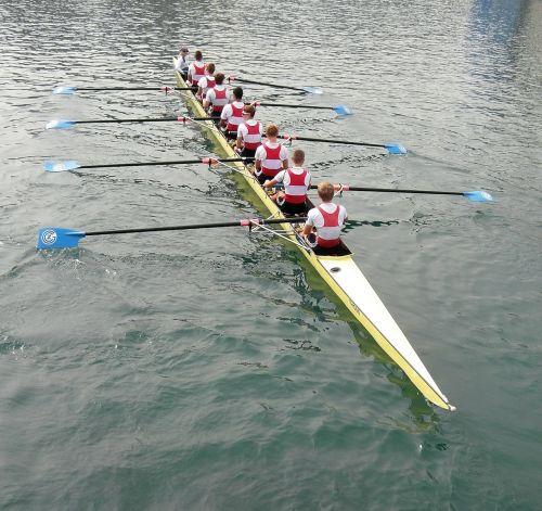 rowing lucerne reuss sprint