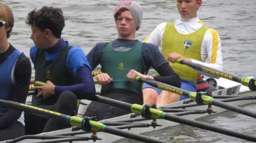 rowing boys sport