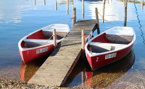 rowing boats rowing boat water