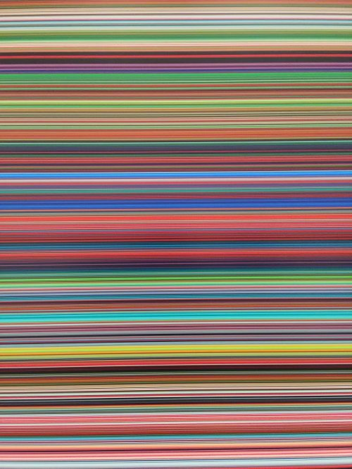 rows painting pop