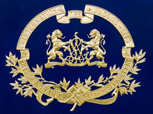 royal coat of arms valuable