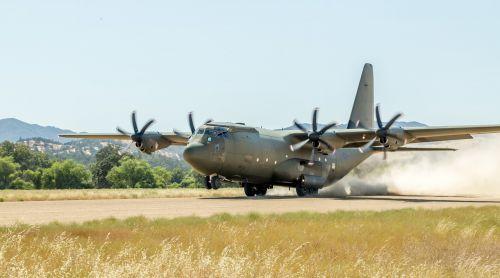 royal air force c-130 transport