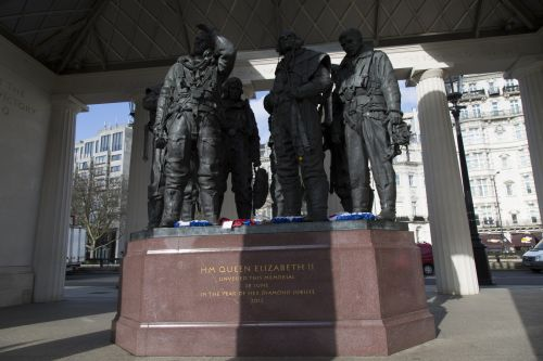 Royal Air Force Bomber Command, UK