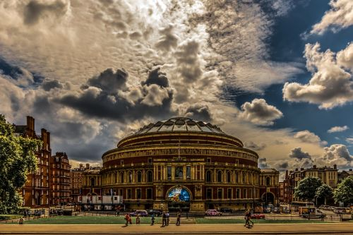 royal albert hall london architecture