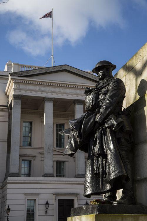 Royal Artillery Memorial,UK