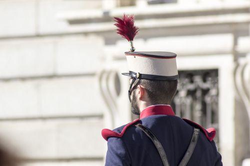 royal guard music band madrid