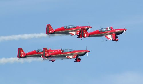 royal jordanian falcons bray air show air display