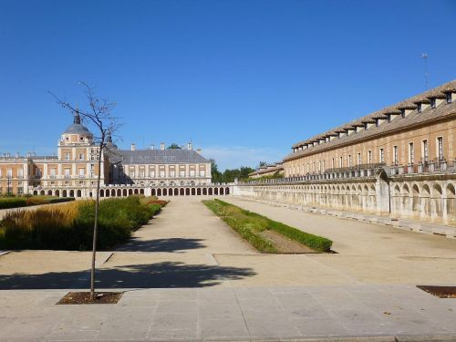 royal palace aranjuez spain