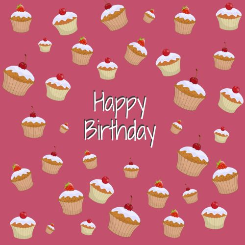 Royalty Free Birthday Ecard