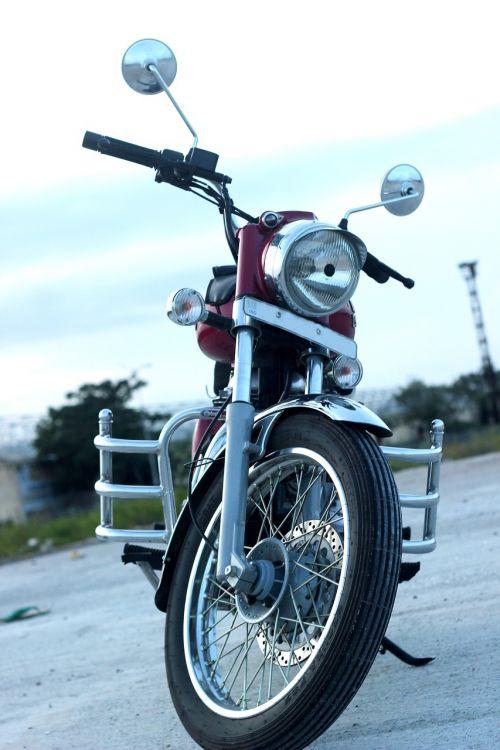 royel enfield bike bullet