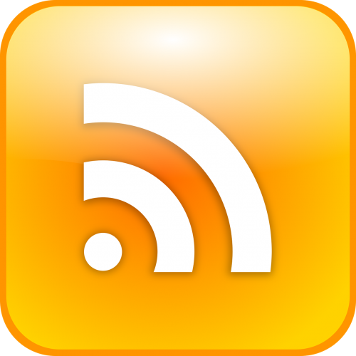 rss feed icon atom feed
