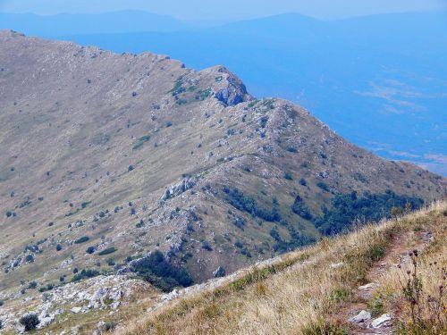 rtanj mountain nature