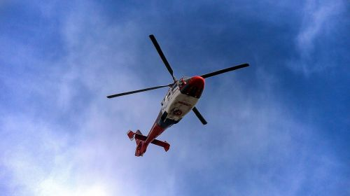 rth rescue helicopter doctor on call