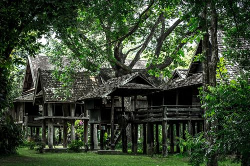 ruan north architecture thailand