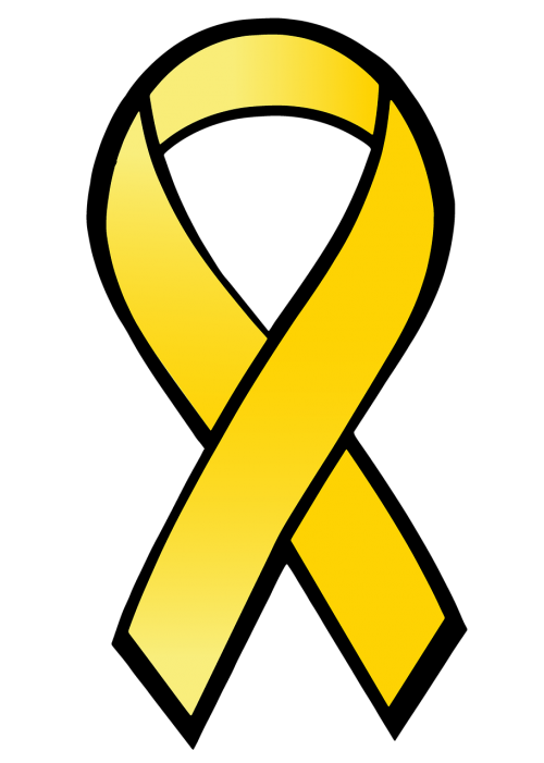 ribbon satin yellow ribbon