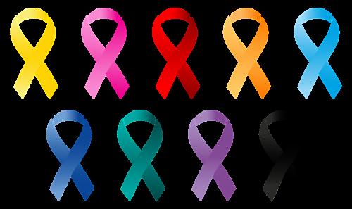 ribbon female oncology