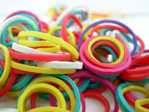 rubber bands band bands