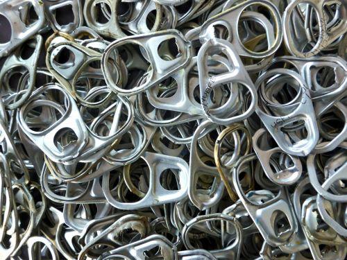 rubbish recycling metal