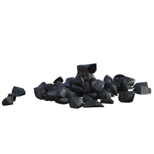 rubble  rocks  pile