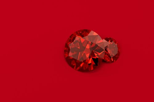 rubies diamonds gemstone