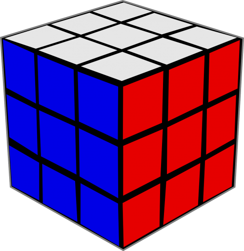 rubiks cube riddle play