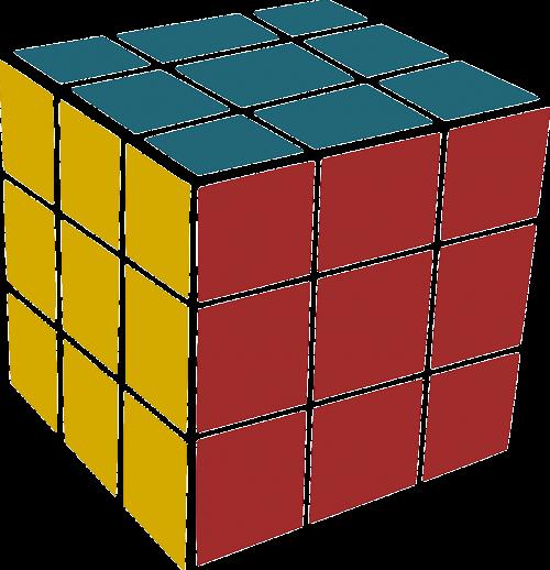 rubik's cube cube game
