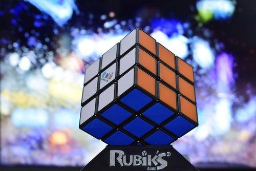 rubik's cube  cube  color