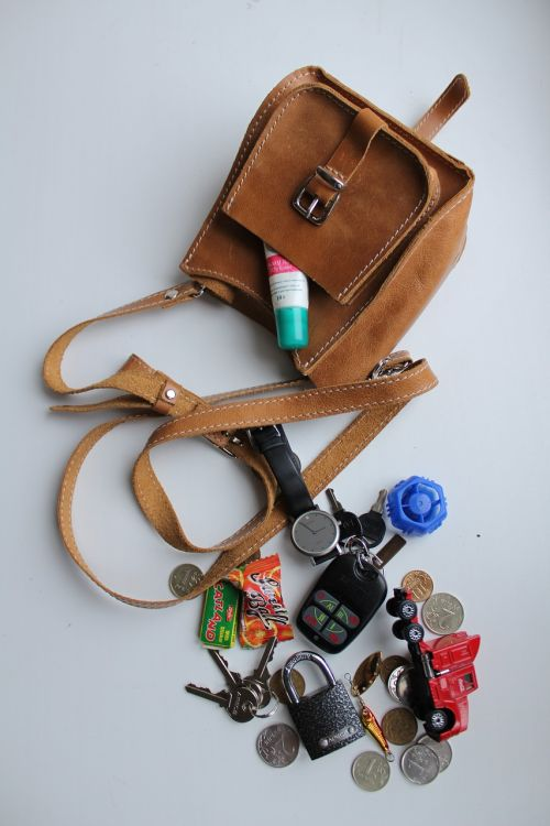 ruble trivia handbag