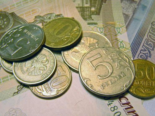 ruble russia coin