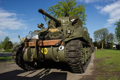tank rubsvoertuig vehicle