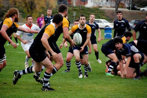 rugby sport game