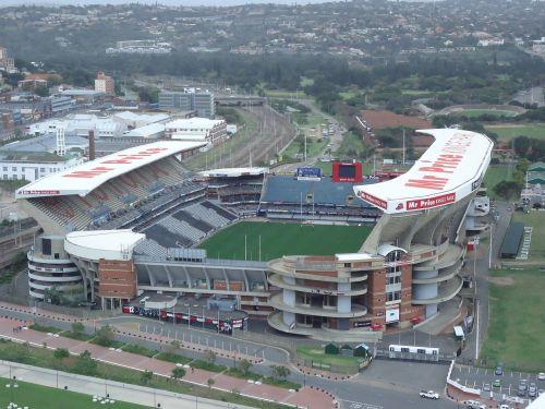 rugby stadium kingspark durban