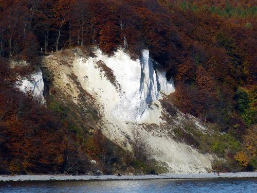 rügen white cliffs cliffs