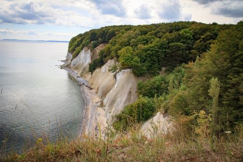 rügen white cliffs cliffs