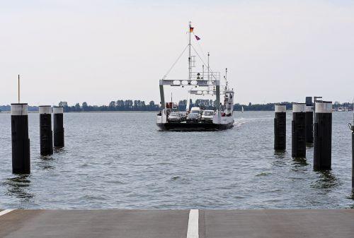 rügen ferry the ferry glewitz rügen island