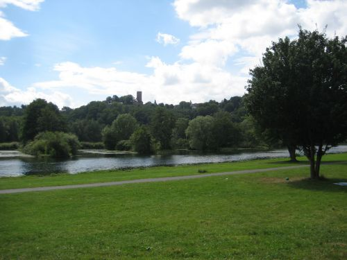 ruhr bochum river