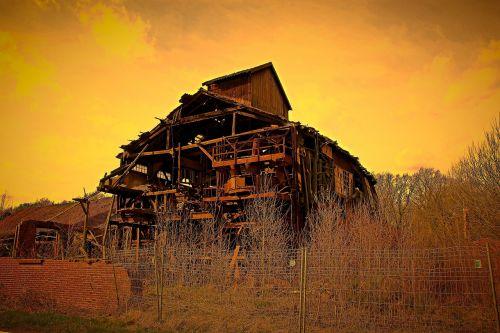 ruin decay lapsed