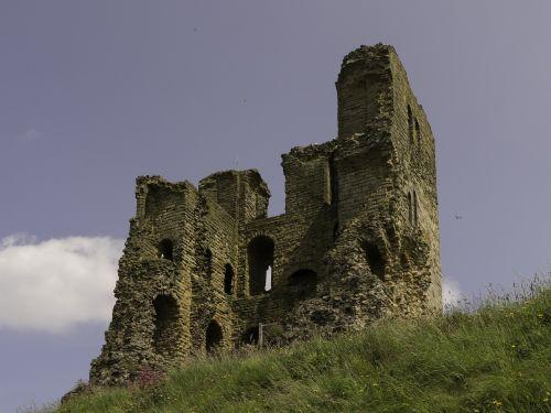 ruin castle burgruine