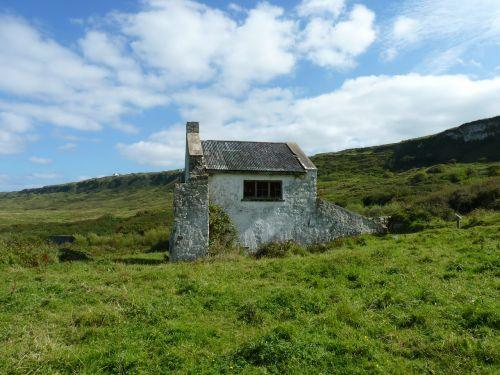 ruin home ireland