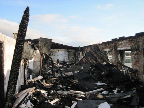 ruin debris brand