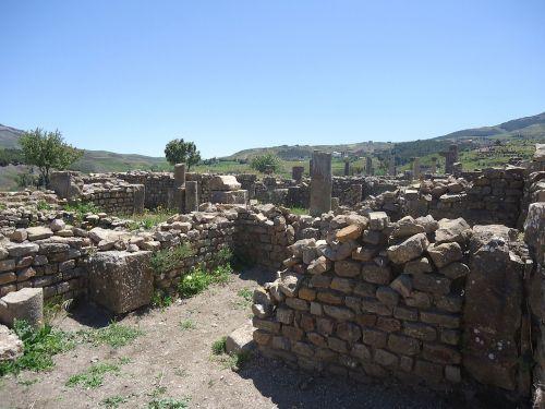 ruin djemila algeria