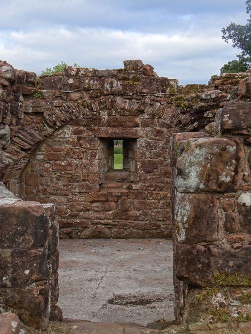 ruin scotland old masonry