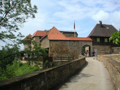 ruin hohenrechberg rechberg burgruine