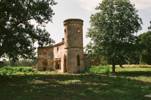 Ruin In Dołhobyczowie