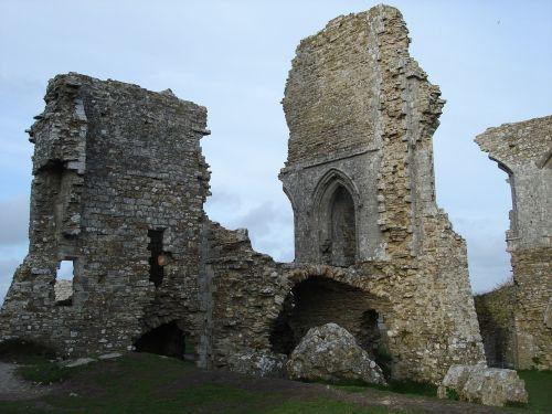 ruinas castles south of england