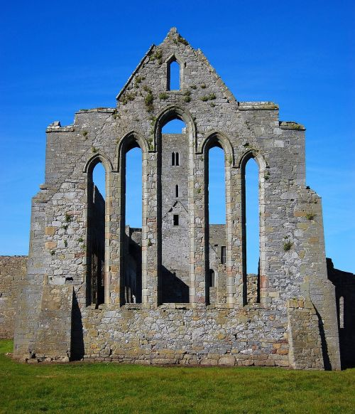 ruined abbey abbey gothic